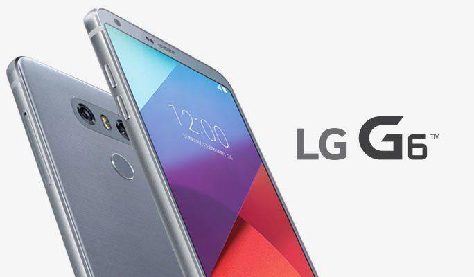 Skleněnou zadní stranu LG G6 poškrábete