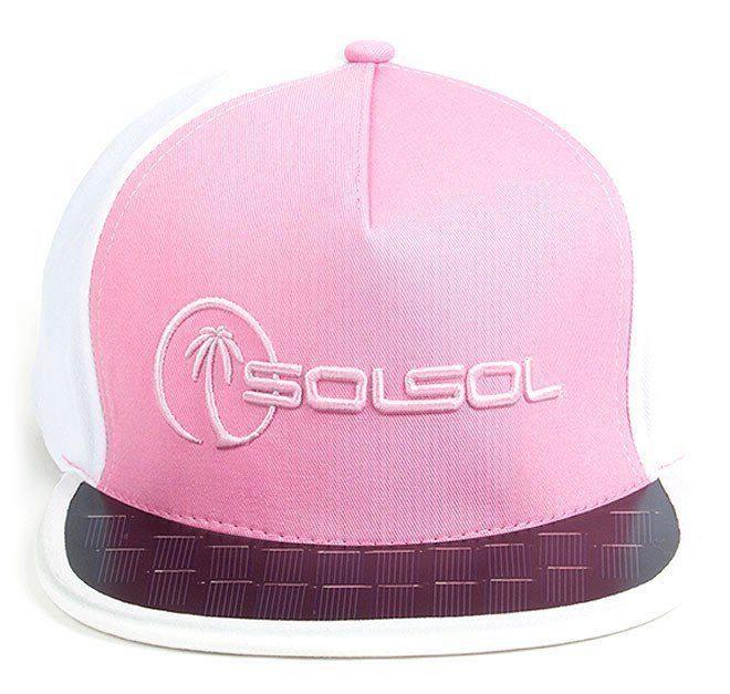 Nabíjecí čepice bude i v růžové barvě