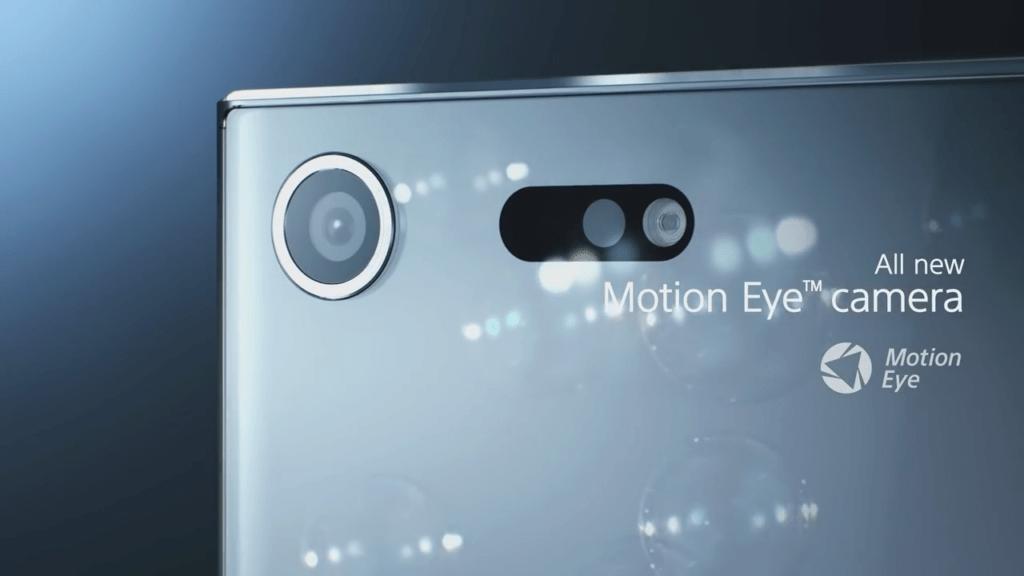 Xperia XZ Premium chce zaujmout novým systémem fotoaparátu Motion Eye