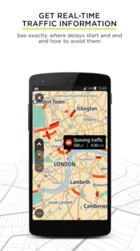 Informace o dopravě v reálném čase