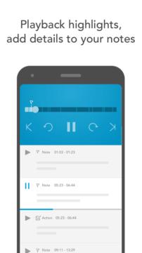 Wrappup - digitální záznamník