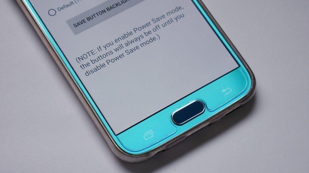 5 aplikaci pro Samsung – tlacitka