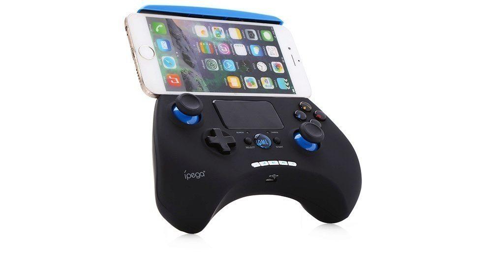 5 tipu na zbozi z cinskych obchodu – Blueooth gamepad