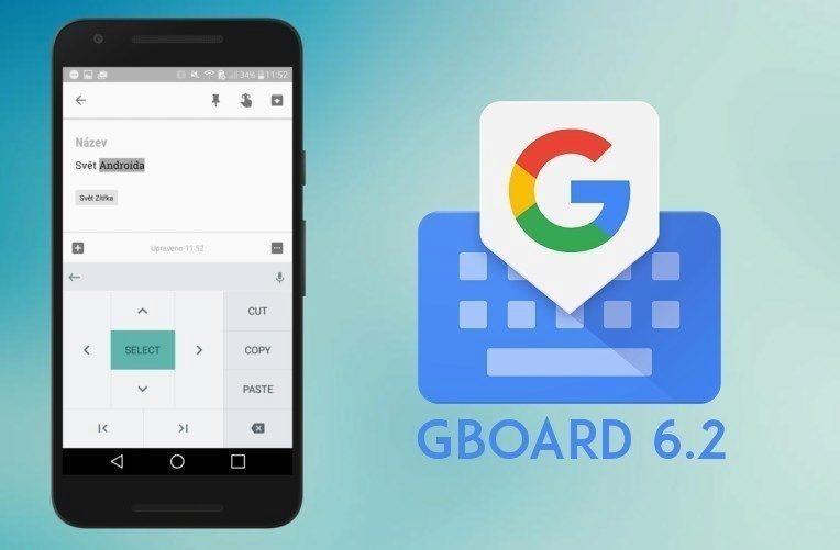 Gboard 6.2
