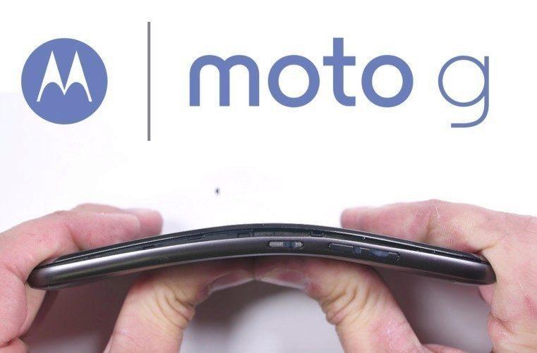 Moto G5 test odolnosti