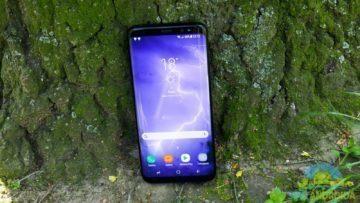 Recenze Samsung Galaxy S8 konstrukce přední strana