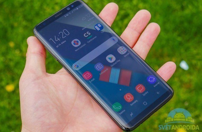 Recenze Samsung Galaxy S8: špičkový mobilní telefon se zbytečnými chybami
