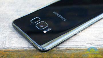 Samsung S8 recenze konstrukce fotoaparát čtečka