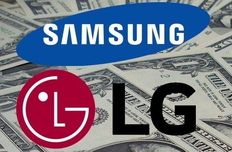 Samsung a LG nahled