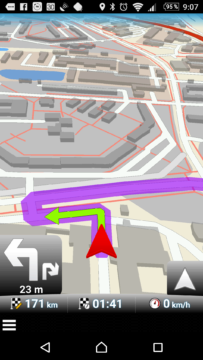 Hledáte offline navigaci zdarma? Zkuste MapFactor!