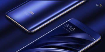 Xiaomi MI 6-12