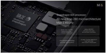 Xiaomi MI 6-hardware