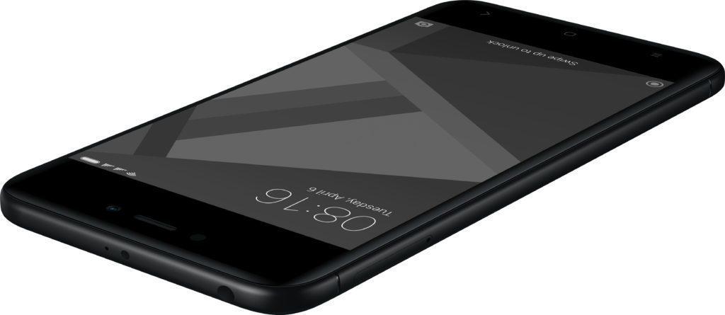 Xiaomi Redmi 4X Global lte black