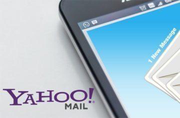 Aplikaci Yahoo Mail nyní můžete používat i s Gmailem nebo Outlookem