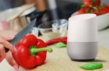 Google Asistent vám nově pomůže s vařením