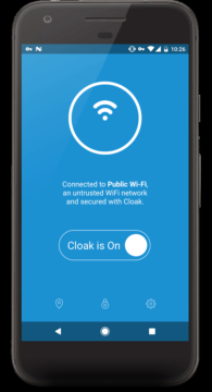 Bezpečí na veřejné Wi-Fi