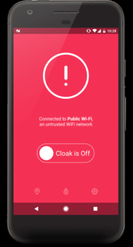 Cloak – Super Simple VPN