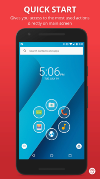 Smart Launcher na vrcholu nejlepších launcherů pro Android