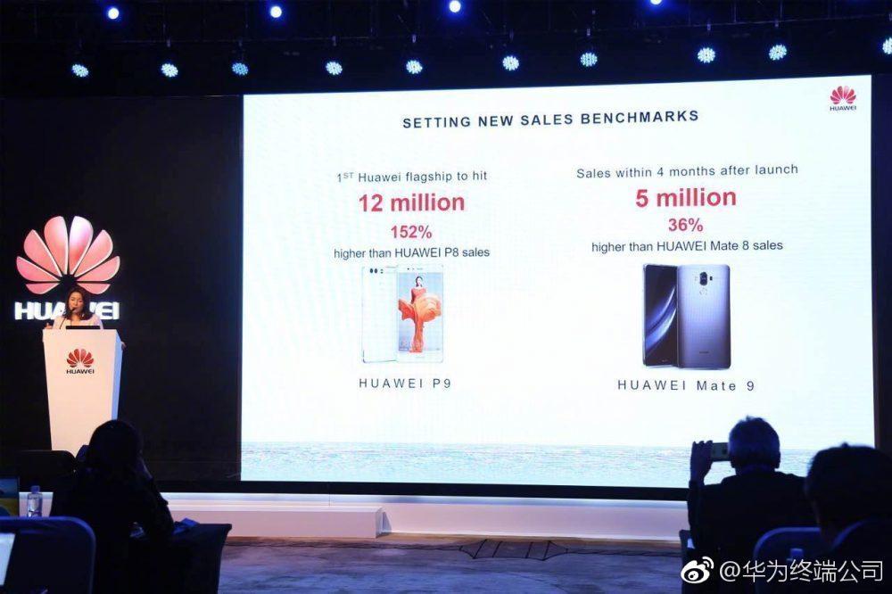 huawei prodeje telefonu