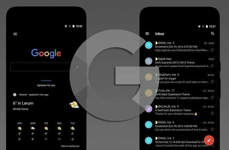 mel-by-google-nabidnout-tmavou-verzi-svych-aplikaci-ico