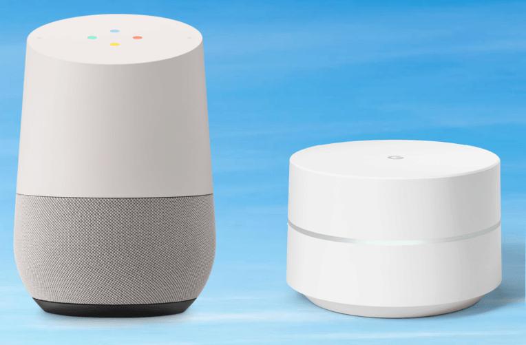 mesh Wi-Fi Google Home