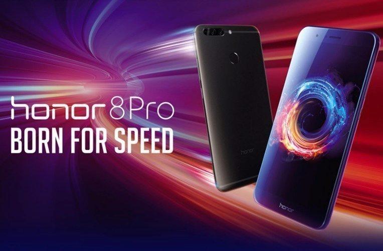 smartphone Honor 8 Pro
