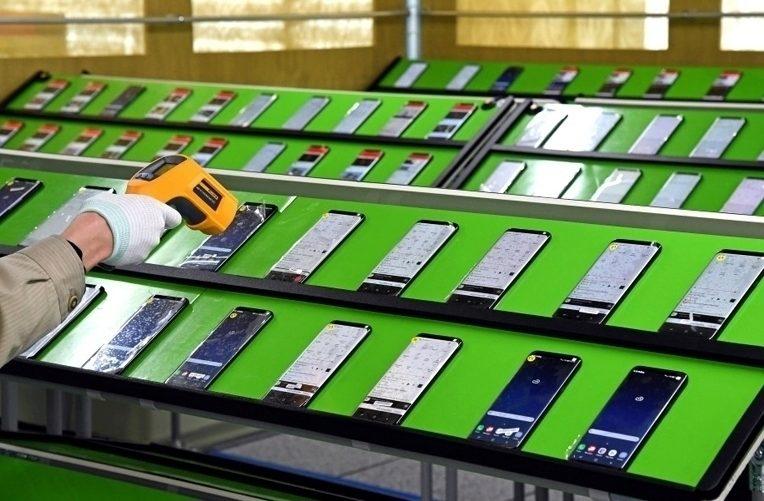 telefony Galaxy S8