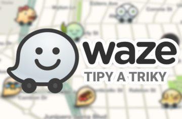 5 tipů a triků pro navigaci Waze, které (možná) neznáte – 3. díl