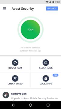 Antivir a ochrana mobilu