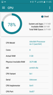 Aplikace-My Device-hardware-1