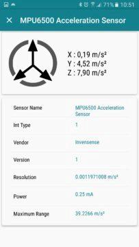Aplikace-My Device-senzory-2