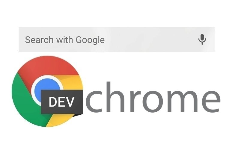 Chrome widget
