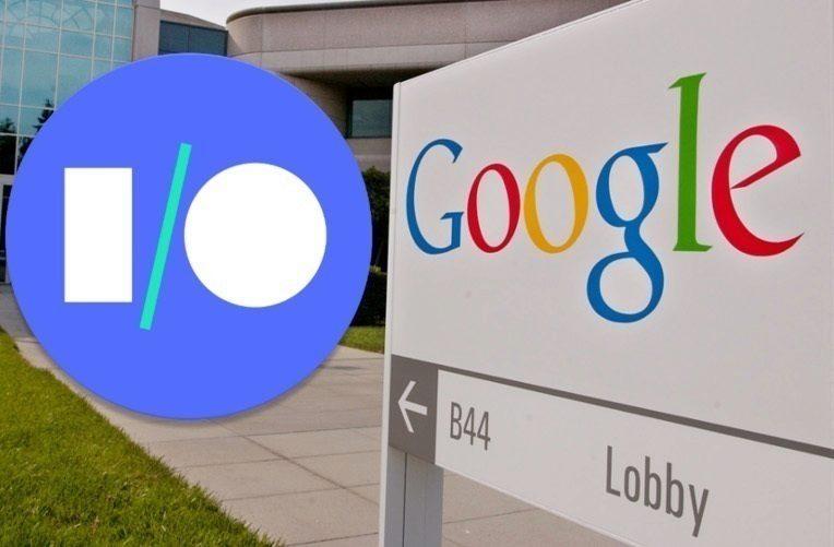 Google I/O 2017 aplikace