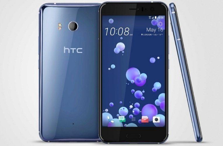 Příjmy HTC U11