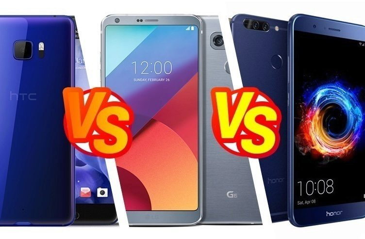 Foto test LG G6 vs. Honor 8 Pro vs. HTC U Ultra