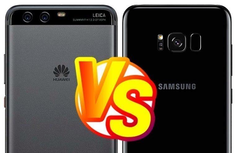 foto test Samsung Galaxy S8 vs. Huawei P10
