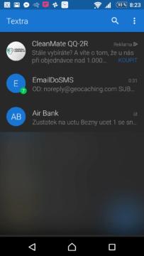 Reklama v aplikaci