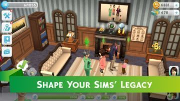 The Sims Mobile (3)