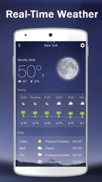 Předpověď počasí Weather