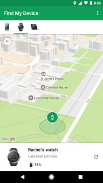 Aplikace na lokalizaci ztraceného telefonu