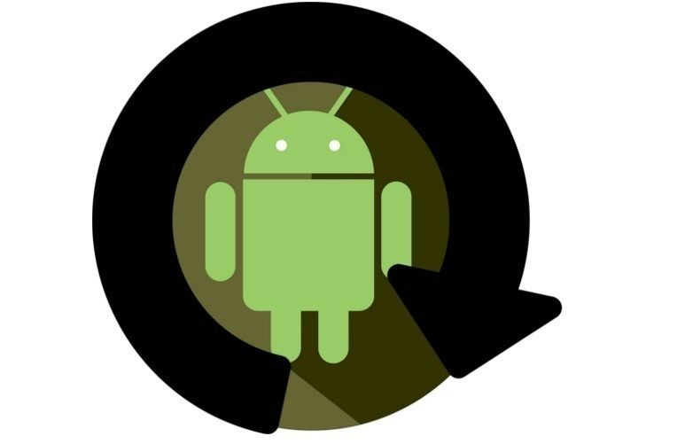 android aktualizace
