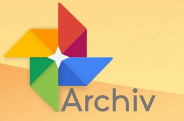 archiv google fotky