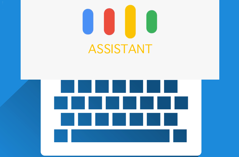 klávesnici asistent