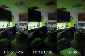 porovnani foto – Honor vs HTC vs LG 5