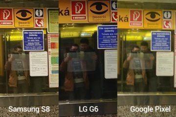 porovnani foto – s8 vs G6 vs Pixel 10