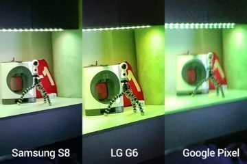 porovnani foto – s8 vs G6 vs Pixel 6