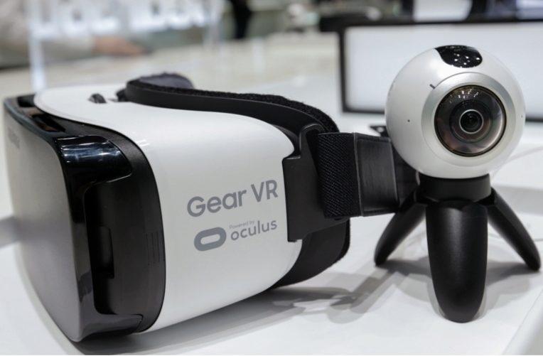 trh s virtuální realitou