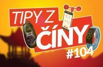 5 tipů na zajímavé zboží z čínských obchodů #104: GPS lokátor na kolo, chytré hodinky s výdrží a další