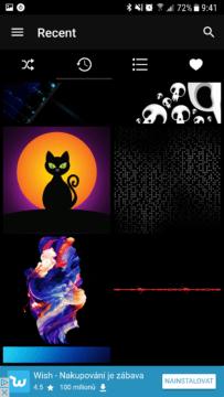 Darkops AMOLED Wallpapers 2