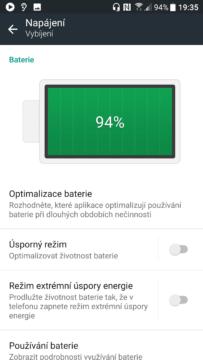HTC U Ultra baterie 1